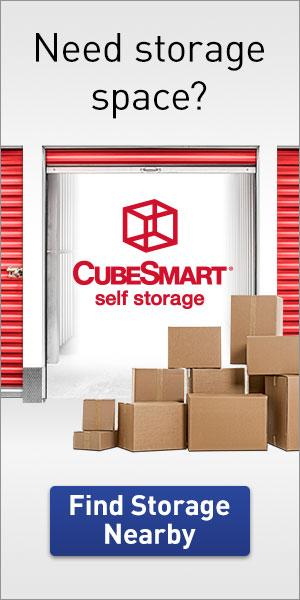 CubeSmart Storage Ad